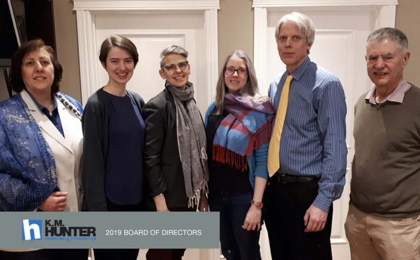Our 2019 Board of Directors