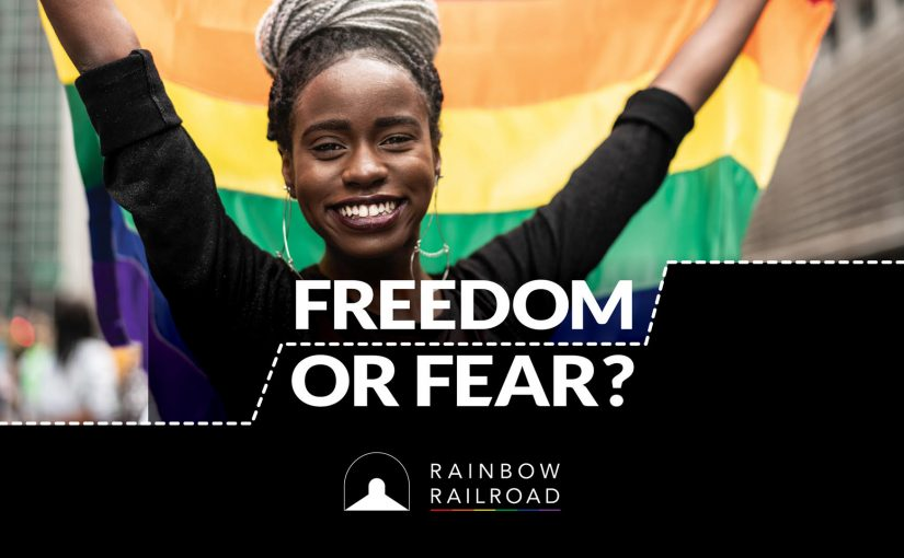 Rainbow Railroad: Freedom Over Fear